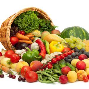 Zöldség és gyümölcs