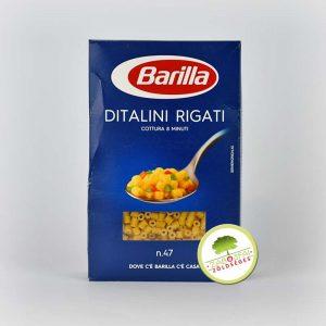 Barilla Ditalini Rigati