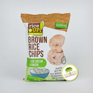 Rice up hagymás tejfölös barnarizses