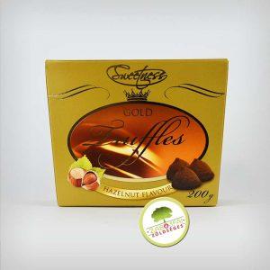 Sweetness Gold truffles csokoládé
