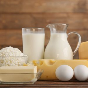 Tejtermékek és tojás