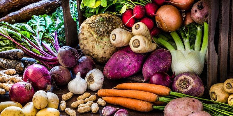 November hónap zöldségei és gyümölcsei