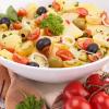 Paradicsomos krumplisaláta