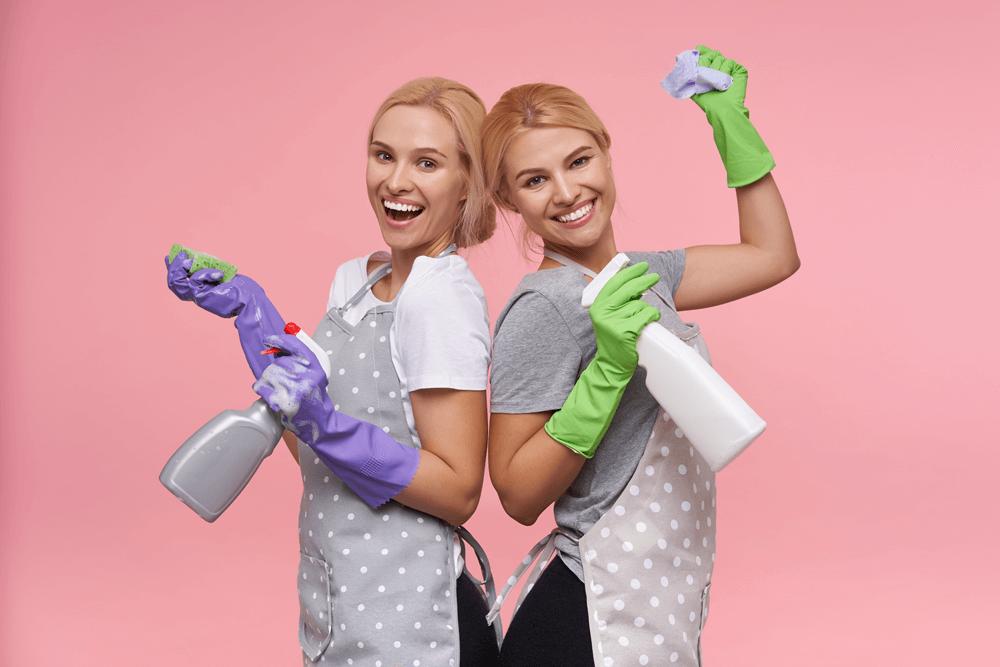 Rend a lelke mindennek: tavaszi nagytakarítás természetes tisztítószerekkel