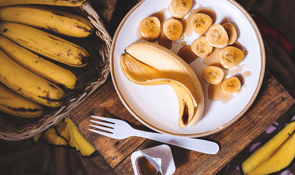 Mézes banános csirkemell