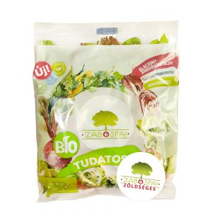 Tudatosság salátamix