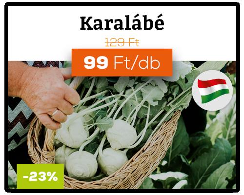 Karalábé