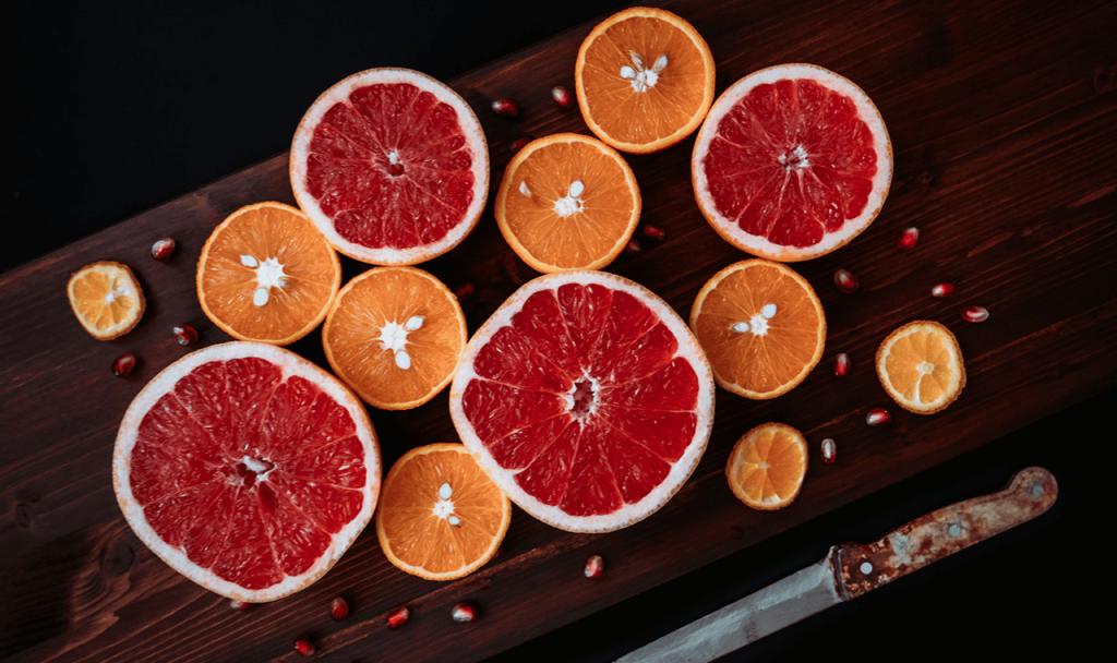 Grapefruitos polentatorta